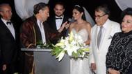 Ünlü isimler Işıl Ensari ile Yağız Hilmi Biçer'in düğününde buluştu