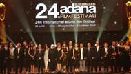 24. Uluslararası Adana Film Festivali ödülleri sahiplerini buldu