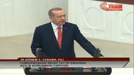 Son dakika: Cumhurbaşkanı Erdoğan Meclis'in açılış töreninde konuşuyor.. CANLI