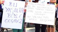 Bodrum'da kadınlardan Müftülere nikah yetkisi protestosu