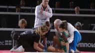 Jimnastik dünyasının sevilen ismi Vanessa Ferrari nazara geldi