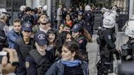 İstanbul Üniversitesi'nde polis müdahalesi... Gözaltılar var