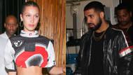 Bella Hadid ve Drake'in gizlice aşk yaşadığı ortaya çıktı