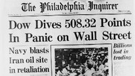 Wall Street 30 yıl önce bugün Kara Pazartesi'yi yaşadı