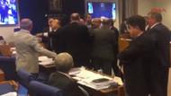 Plan ve Bütçe Komisyonu'nda iki vekil birbirine girdi