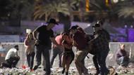 Son dakika: Las Vegas'ta konsere ağır silahlarla saldırı: Şok görüntüler