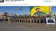 Hollandalı gazeteciden şok iddia! Suriyeli PKK'lılar...