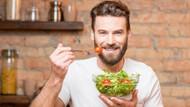 Meyve ve sebze ağırlıklı beslenen erkeklere güzel haber