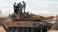 Habur'daki tatbikatta zırhlı araçlara ağır silahlar monte edildi