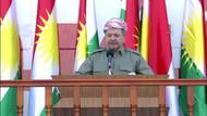Barzani'den geri adım: Kürdistan referandumu'nun sonuçlarını askıya aldık