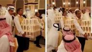 Düğünde nikah şekeri yerine iPhone 8 dağıttılar
