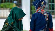 Endonezya'da dar pantolon kontrolü