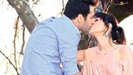 Murat Yıldırım eşinin yanında Özge Gürel'in dudaklarına yapıştı!