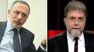 Fatih Altaylı'dan Ahmet Hakan'a: Sergiye değil, psikiyatra git!