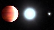 Hubble teleskobu güneş koruyucusu yağdıran öte-gezegen keşfetti