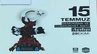 CHP'li belediyeden 29 Ekim'de 15 Temmuz anıtı