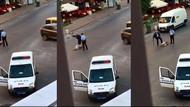 Sokak ortasında bir kadını dövüp tekmeleyen polis kendini böyle savundu