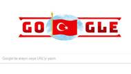 Google 29 Ekim Cumhuriyet Bayramı'nı kutladı