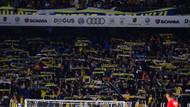 Fenerbahçe taraftarından yönetim istifa sloganı