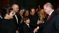 29 Ekim'de Sarayda ağırlanan ünlüler gördüklerine hayran kaldı