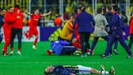 Rıdvan Dilmen'den 3-3 yorumu: Fenerbahçe çok güzel gol yiyor