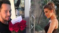 Aslı Enver'den Murat Boz'a ilk gün sürprizi