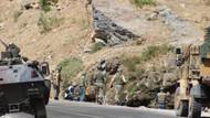 Son dakika: Hakkari'de patlama: 4 asker şehit, 4 yaralı