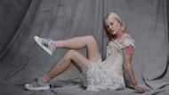 Epilasyonsuz bacaklarıyla reklam yaptı hakaret üstüne hakaret aldı