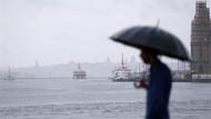 Meteorolojiden İstanbul için sağanak yağış uyarısı