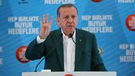 Erdoğan: Yeni bir Kobani'nin yaşanmasına izin vermeyeceğiz