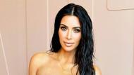Kim Kardashian selülitli fotoğraflarına inanamadı