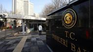 Son dakika: Türkiye'den ABD'ye vize misillemesi