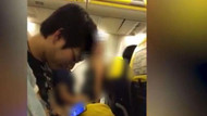 ABD'de uçakta cinsel ilişki skandalı