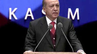 Erdoğan: Birileri Atatürk'e Atatürk dedik diye senaryo yazıyor