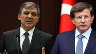 Abdullah Gül'ün dış politika eleştirisine, Ahmet Davutoğlu'dan 'Hepiniz oradaydınız' yanıtı