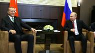 Son dakika: Erdoğan ve Putin'in kritik görüşmesi: İlk açıklama geldi
