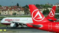 Son dakika: Danimarka'da Atlas Global uçağı alarmı.. Havaalanı kapatıldı