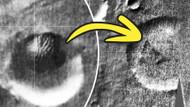 Mars'ta yaşamın kanıtı bu fotoğraf mı?