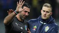İtalya şokta: 1958'den beri ilk kez Dünya Kupası'na katılamayacaklar