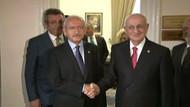 TBMM Başkanı Kahraman'dan Kılıçdaroğlu'na ziyaret
