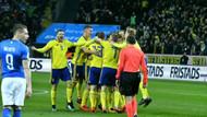 İtalya'yı eleyen İsveç Milli Takımı'nın başarısı olay oldu