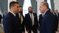 Erdoğan'ın Katar gezisinde Diriliş Ertuğrul sürprizi