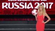 2018 Dünya Kupası tanıtım elçisi Victoria Lopyreva!