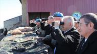 Başbakan Yıldırım, Namazdağı üs bölgesinde