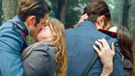 Vatanım Sensin'de Leon ve Hilal'in ateşli öpüşme sahnesi