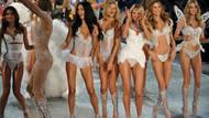 Tülin Şahin Victoria's Secret mankenleri arasına katıldı