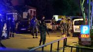 Bahçelievler'deki AVM restoranında Şirinler çetesine baskın: 8 gözaltı