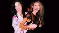 Adriana Lima Tülin Şahin'in göğüslerine yapıştı ve...