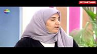 Canlı yayında Sakallı kadın şoku