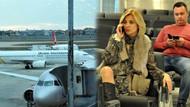 Ukrayna uçaklarına asılsız bomba ihbarı panik yarattı